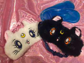 Sailor moon sleeping eye masks cover