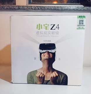 小宅 Z4 VR 眼鏡加遙控手掣