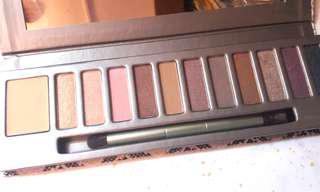 Mally CityChick shadow palette