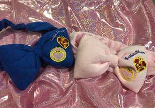Sailor moon ribbon shower beauty  hair band/ headband