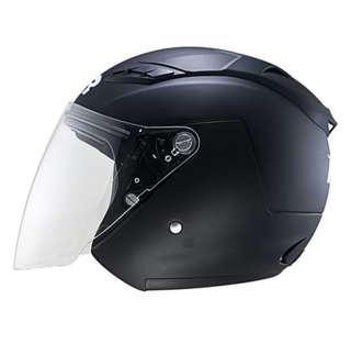 Helm AXR Fushion Black Matte