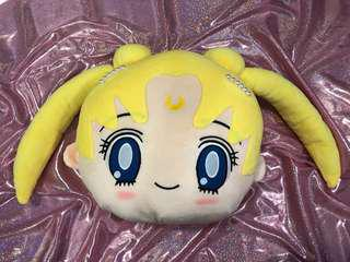 Sailor moon Soft toy with blanket