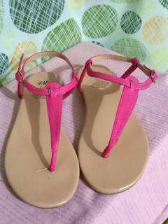 H & M Pink Sandals