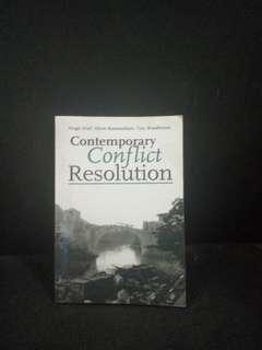 Contemporary conflict resolution