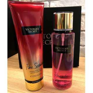 Victorias Secret Fragrance套裝