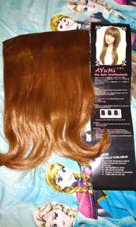 Hairclip ayumi model blow