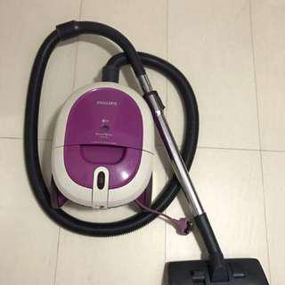 Used Philip cleaner, working well