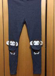🚚 小猴子內搭褲