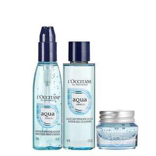 L'occitane Aqua Reotier trial pack