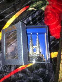 Miniatur twin tower
