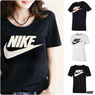 🚚 保證正品✨ nike 圓領 短袖 棉 T恤 AS W NSW ESSNTL TEE HBR 女 上衣 運動 腰身 黑 白