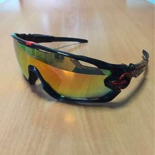 JAWBREAKER Polarised Sports Sunglasses