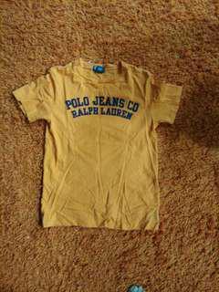 Authentic Polo Ralph Lauren Boy Tee