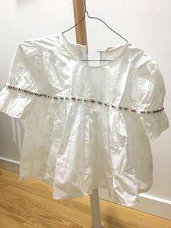 Zara Original Jewel Babydoll