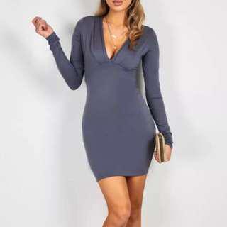 Showpo Midi Dress