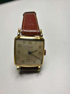 1940s PLANET Gents Swiss Vintage Watch