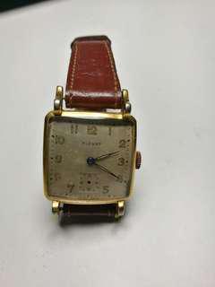1940s PLANET Gents Swiss Vintage Watch