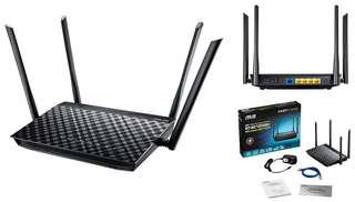 🚚 ASUS RT-AC1200G+ Dual-band Router