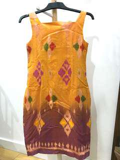 NEW Touch Up Local Brand Tenun Dress