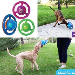 SALES! BN KONG Medium/Large Jumbler Disc Dog Toy