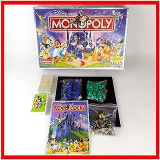 The Disney Edition Monopoly Board Game by Hasbro/Waddington