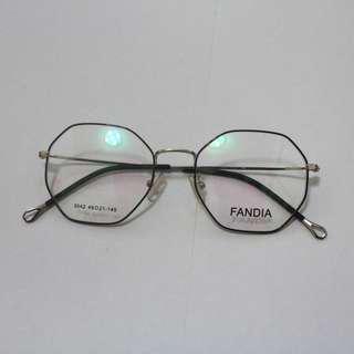 @文青復古眼鏡框平光鏡架 A0007 by 阿瑋店鋪