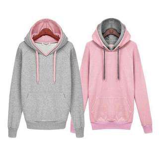 hoodie Reversible Jacket