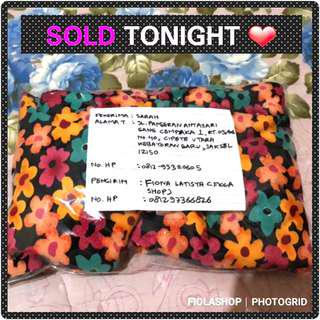 SOLD TONIGHT ❤ Delivered #Testimony