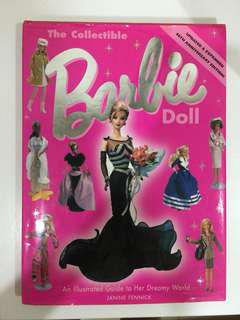 The Collectible Barbie Doll   book