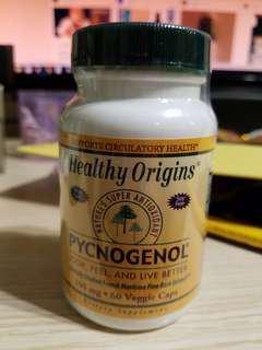 Healthy Origins Pycnogenol 碧容健 100 mg, 60 Caps