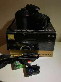Nikon d3400 kit set