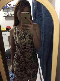 sexy dress/ open sa likod