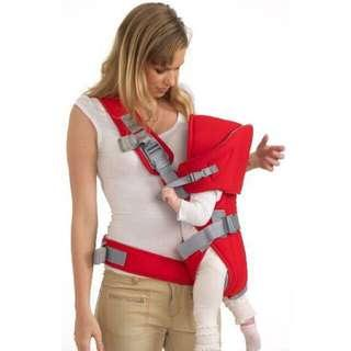 Adjustable Ventilated Baby Carrier ( 5 positions)