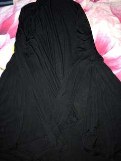 Black Cardigan (Supper Soft)