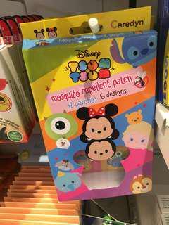 新加坡代購Disney tsum tsum / Sanrio 蚊貼