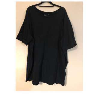 ASOS Curve Oversized T-Shirt