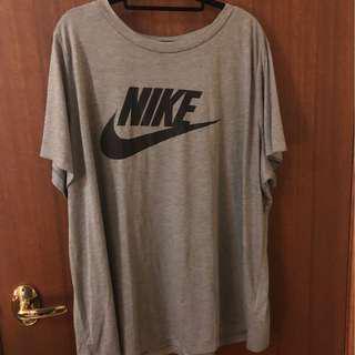 Nike Plus Size T-Shirt