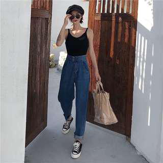 BF LOOSE LONG PANTS JEANS