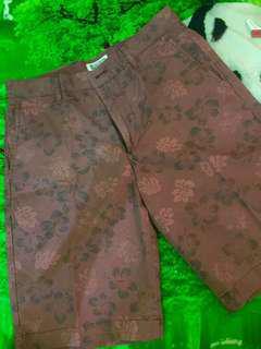 Celana pendek UNIQLO Size 31
