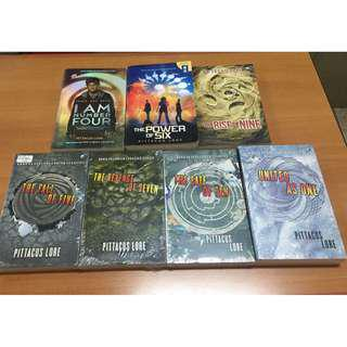 Lorien Legacies Pittacus Lore I am Number Four 1 sd 7 Tamat