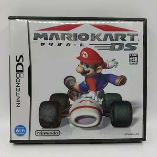 NDS Mario Kart 日版