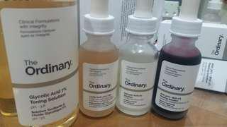The Ordinary Skincare Set