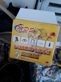 block ceramik MDS 65MM