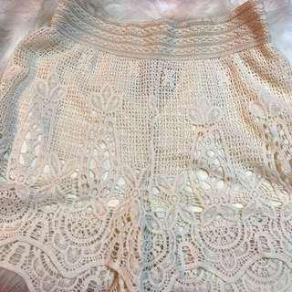 Glamour Studio Lace Skirt