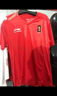 Tim Indonesia Asian Games jersey shirt