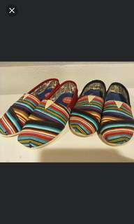Mommy and Child WAKAI walking shoes