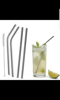 304 Metal Straw/8mm×21.5mm