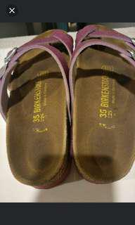 Original BIRKENSTOCK sandals for children or young adults