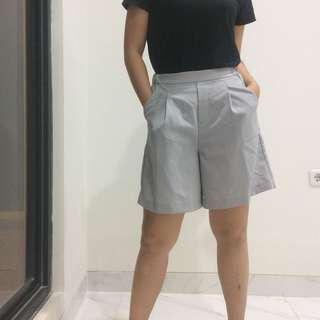 Uniqlo Grey Shorts