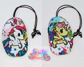 🚚 Custom Made Unicorno Key Holder (Tokidoki)